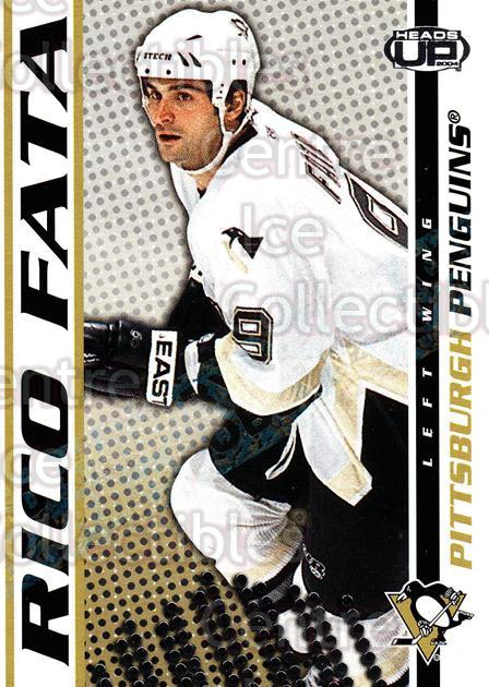 2003-04 Heads-Up Hobby LTD #78 Rico Fata<br/>3 In Stock - $3.00 each - <a href=https://centericecollectibles.foxycart.com/cart?name=2003-04%20Heads-Up%20Hobby%20LTD%20%2378%20Rico%20Fata...&quantity_max=3&price=$3.00&code=115164 class=foxycart> Buy it now! </a>
