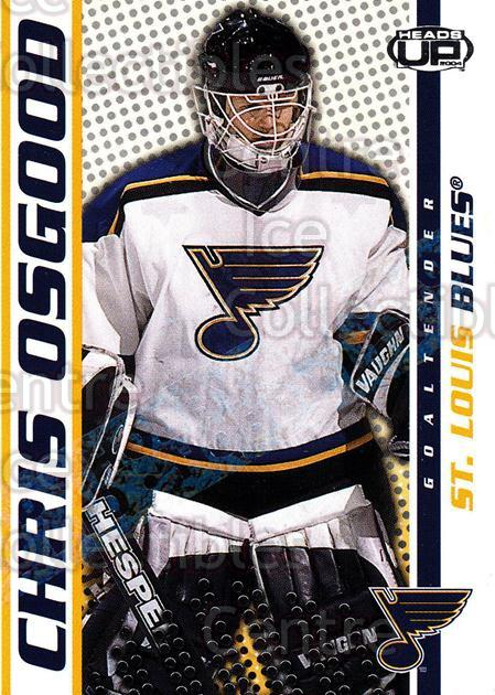 2003-04 Heads-Up Hobby LTD #81 Chris Osgood<br/>3 In Stock - $3.00 each - <a href=https://centericecollectibles.foxycart.com/cart?name=2003-04%20Heads-Up%20Hobby%20LTD%20%2381%20Chris%20Osgood...&quantity_max=3&price=$3.00&code=115167 class=foxycart> Buy it now! </a>