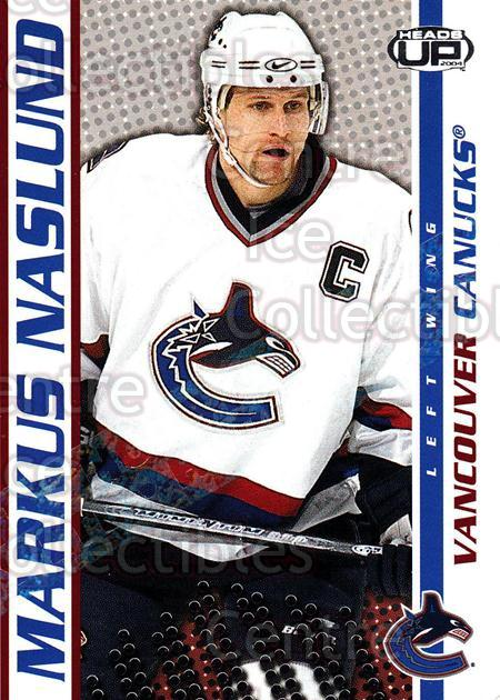 2003-04 Heads-Up Hobby LTD #98 Markus Naslund<br/>3 In Stock - $3.00 each - <a href=https://centericecollectibles.foxycart.com/cart?name=2003-04%20Heads-Up%20Hobby%20LTD%20%2398%20Markus%20Naslund...&quantity_max=3&price=$3.00&code=115179 class=foxycart> Buy it now! </a>