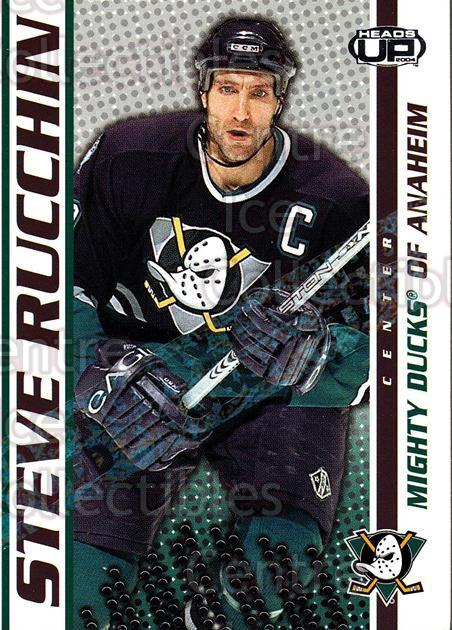 2003-04 Heads-Up Hobby LTD #3 Steve Rucchin<br/>4 In Stock - $3.00 each - <a href=https://centericecollectibles.foxycart.com/cart?name=2003-04%20Heads-Up%20Hobby%20LTD%20%233%20Steve%20Rucchin...&quantity_max=4&price=$3.00&code=115184 class=foxycart> Buy it now! </a>