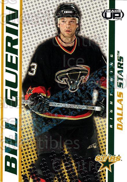 2003-04 Heads-Up Hobby LTD #31 Bill Guerin<br/>4 In Stock - $3.00 each - <a href=https://centericecollectibles.foxycart.com/cart?name=2003-04%20Heads-Up%20Hobby%20LTD%20%2331%20Bill%20Guerin...&quantity_max=4&price=$3.00&code=115185 class=foxycart> Buy it now! </a>