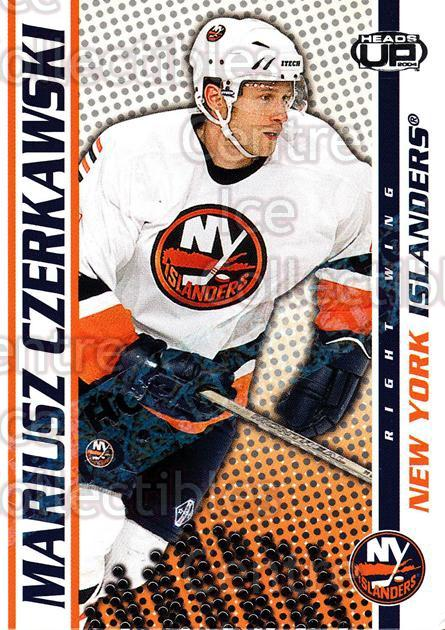 2003-04 Heads-Up Hobby LTD #61 Mariusz Czerkawski<br/>4 In Stock - $3.00 each - <a href=https://centericecollectibles.foxycart.com/cart?name=2003-04%20Heads-Up%20Hobby%20LTD%20%2361%20Mariusz%20Czerkaw...&quantity_max=4&price=$3.00&code=115195 class=foxycart> Buy it now! </a>