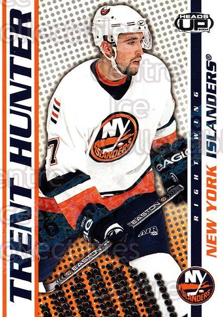 2003-04 Heads-Up Hobby LTD #63 Trent Hunter<br/>4 In Stock - $3.00 each - <a href=https://centericecollectibles.foxycart.com/cart?name=2003-04%20Heads-Up%20Hobby%20LTD%20%2363%20Trent%20Hunter...&quantity_max=4&price=$3.00&code=115196 class=foxycart> Buy it now! </a>