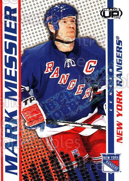 2003-04 Heads-Up Hobby LTD #67 Mark Messier<br/>4 In Stock - $3.00 each - <a href=https://centericecollectibles.foxycart.com/cart?name=2003-04%20Heads-Up%20Hobby%20LTD%20%2367%20Mark%20Messier...&quantity_max=4&price=$3.00&code=115197 class=foxycart> Buy it now! </a>