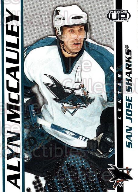 2003-04 Heads-Up Hobby LTD #84 Alyn McCauley<br/>4 In Stock - $3.00 each - <a href=https://centericecollectibles.foxycart.com/cart?name=2003-04%20Heads-Up%20Hobby%20LTD%20%2384%20Alyn%20McCauley...&quantity_max=4&price=$3.00&code=115203 class=foxycart> Buy it now! </a>
