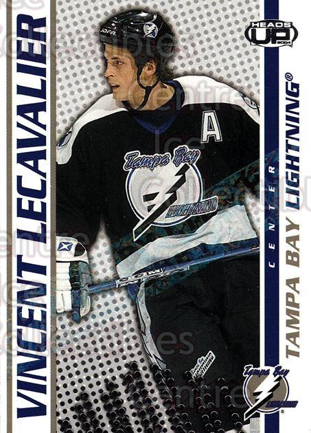 2003-04 Heads-Up Hobby LTD #87 Vincent Lecavalier<br/>4 In Stock - $3.00 each - <a href=https://centericecollectibles.foxycart.com/cart?name=2003-04%20Heads-Up%20Hobby%20LTD%20%2387%20Vincent%20Lecaval...&quantity_max=4&price=$3.00&code=115205 class=foxycart> Buy it now! </a>