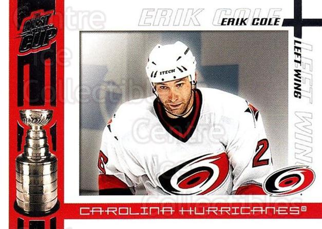 2003-04 Pacific Quest for the Cup #17 Erik Cole<br/>6 In Stock - $1.00 each - <a href=https://centericecollectibles.foxycart.com/cart?name=2003-04%20Pacific%20Quest%20for%20the%20Cup%20%2317%20Erik%20Cole...&quantity_max=6&price=$1.00&code=116091 class=foxycart> Buy it now! </a>