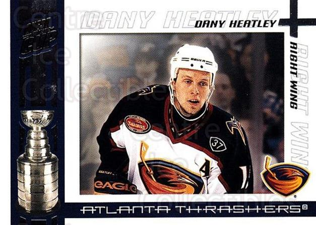 2003-04 Pacific Quest for the Cup #3 Dany Heatley<br/>8 In Stock - $1.00 each - <a href=https://centericecollectibles.foxycart.com/cart?name=2003-04%20Pacific%20Quest%20for%20the%20Cup%20%233%20Dany%20Heatley...&quantity_max=8&price=$1.00&code=116102 class=foxycart> Buy it now! </a>