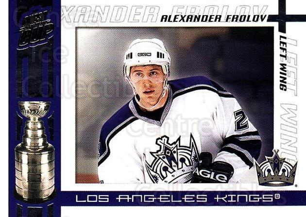 2003-04 Pacific Quest for the Cup #50 Alexander Frolov<br/>6 In Stock - $1.00 each - <a href=https://centericecollectibles.foxycart.com/cart?name=2003-04%20Pacific%20Quest%20for%20the%20Cup%20%2350%20Alexander%20Frolo...&quantity_max=6&price=$1.00&code=116121 class=foxycart> Buy it now! </a>