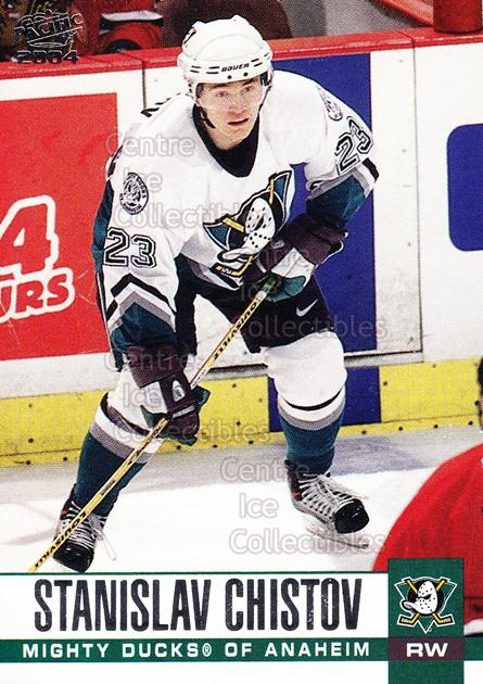 2003-04 Pacific #1 Stanislav Chistov<br/>6 In Stock - $1.00 each - <a href=https://centericecollectibles.foxycart.com/cart?name=2003-04%20Pacific%20%231%20Stanislav%20Chist...&quantity_max=6&price=$1.00&code=116427 class=foxycart> Buy it now! </a>