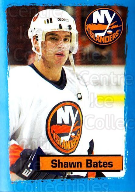 2003-04 Panini Stickers #102 Shawn Bates<br/>6 In Stock - $1.00 each - <a href=https://centericecollectibles.foxycart.com/cart?name=2003-04%20Panini%20Stickers%20%23102%20Shawn%20Bates...&quantity_max=6&price=$1.00&code=116497 class=foxycart> Buy it now! </a>
