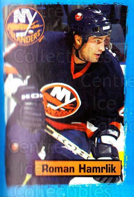 2003-04 Panini Stickers #104 Roman Hamrlik<br/>5 In Stock - $1.00 each - <a href=https://centericecollectibles.foxycart.com/cart?name=2003-04%20Panini%20Stickers%20%23104%20Roman%20Hamrlik...&quantity_max=5&price=$1.00&code=116499 class=foxycart> Buy it now! </a>