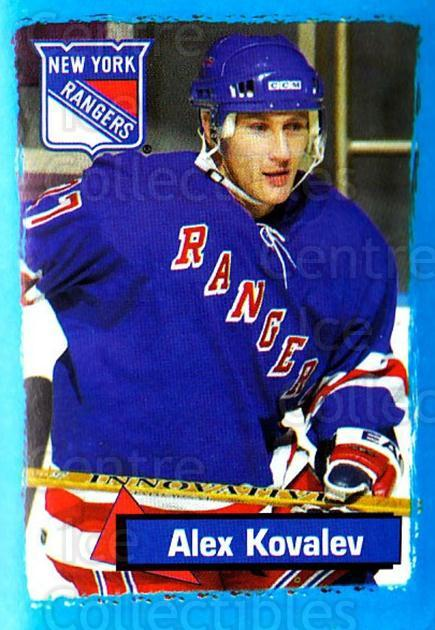 2003-04 Panini Stickers #106 Alexei Kovalev<br/>7 In Stock - $1.00 each - <a href=https://centericecollectibles.foxycart.com/cart?name=2003-04%20Panini%20Stickers%20%23106%20Alexei%20Kovalev...&quantity_max=7&price=$1.00&code=116501 class=foxycart> Buy it now! </a>
