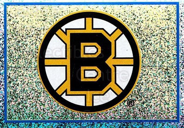 2003-04 Panini Stickers #20 Boston Bruins<br/>10 In Stock - $1.00 each - <a href=https://centericecollectibles.foxycart.com/cart?name=2003-04%20Panini%20Stickers%20%2320%20Boston%20Bruins...&quantity_max=10&price=$1.00&code=116598 class=foxycart> Buy it now! </a>