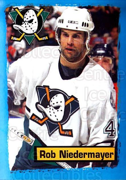 2003-04 Panini Stickers #207 Rob Niedermayer<br/>7 In Stock - $1.00 each - <a href=https://centericecollectibles.foxycart.com/cart?name=2003-04%20Panini%20Stickers%20%23207%20Rob%20Niedermayer...&quantity_max=7&price=$1.00&code=116605 class=foxycart> Buy it now! </a>