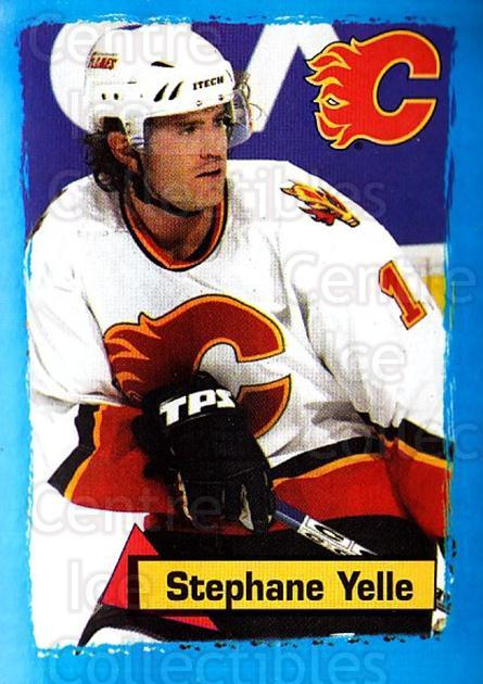 2003-04 Panini Stickers #213 Stephane Yelle<br/>10 In Stock - $1.00 each - <a href=https://centericecollectibles.foxycart.com/cart?name=2003-04%20Panini%20Stickers%20%23213%20Stephane%20Yelle...&quantity_max=10&price=$1.00&code=116611 class=foxycart> Buy it now! </a>