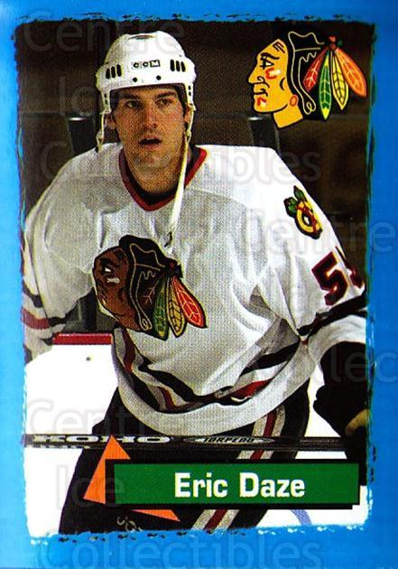2003-04 Panini Stickers #227 Eric Daze<br/>5 In Stock - $1.00 each - <a href=https://centericecollectibles.foxycart.com/cart?name=2003-04%20Panini%20Stickers%20%23227%20Eric%20Daze...&quantity_max=5&price=$1.00&code=116626 class=foxycart> Buy it now! </a>