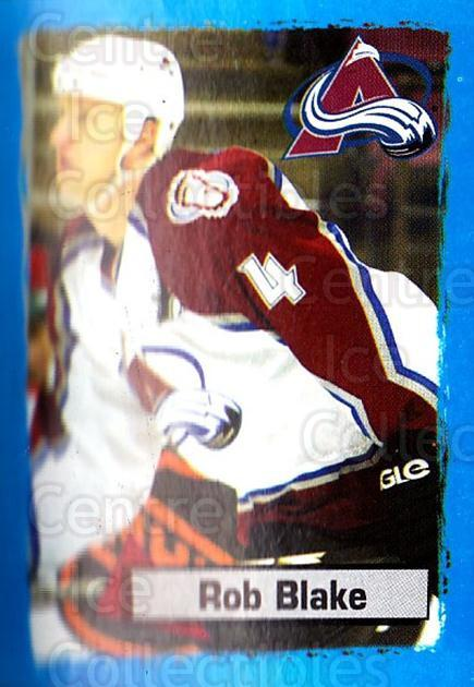 2003-04 Panini Stickers #236 Rob Blake<br/>11 In Stock - $1.00 each - <a href=https://centericecollectibles.foxycart.com/cart?name=2003-04%20Panini%20Stickers%20%23236%20Rob%20Blake...&quantity_max=11&price=$1.00&code=116635 class=foxycart> Buy it now! </a>