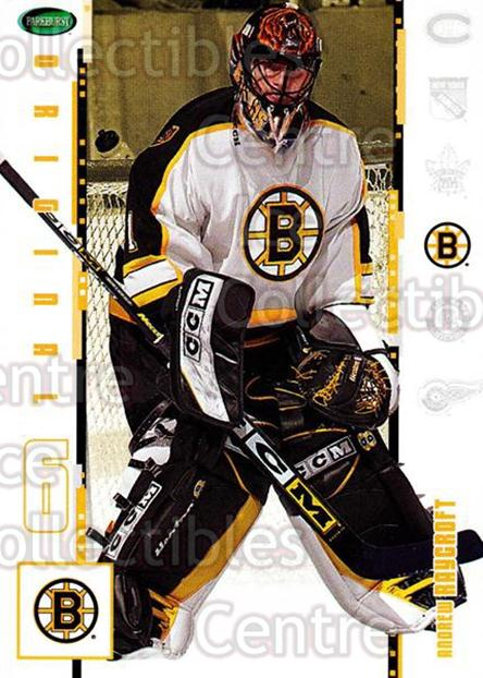 2003-04 Parkhurst Original Six Boston Bruins #26 Andrew Raycroft<br/>10 In Stock - $1.00 each - <a href=https://centericecollectibles.foxycart.com/cart?name=2003-04%20Parkhurst%20Original%20Six%20Boston%20Bruins%20%2326%20Andrew%20Raycroft...&quantity_max=10&price=$1.00&code=116660 class=foxycart> Buy it now! </a>