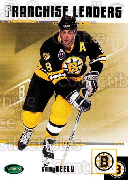 2003-04 Parkhurst Original Six Boston Bruins #95 Cam Neely<br/>9 In Stock - $1.00 each - <a href=https://centericecollectibles.foxycart.com/cart?name=2003-04%20Parkhurst%20Original%20Six%20Boston%20Bruins%20%2395%20Cam%20Neely...&quantity_max=9&price=$1.00&code=116727 class=foxycart> Buy it now! </a>