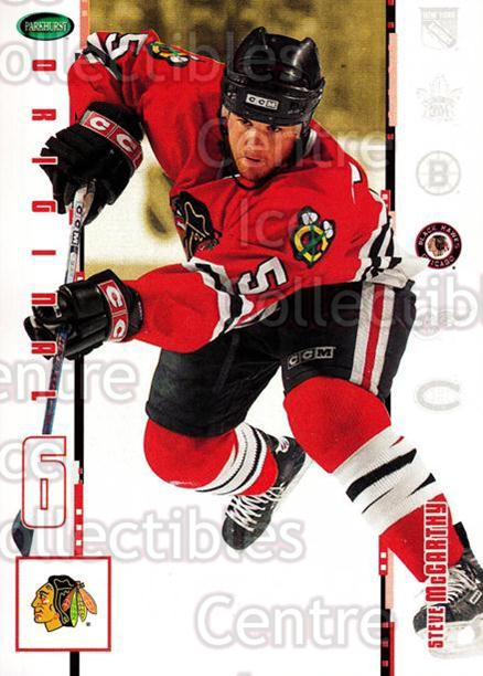 2003-04 Parkhurst Original Six Chicago Blackhawks #16 Steven McCarthy<br/>6 In Stock - $1.00 each - <a href=https://centericecollectibles.foxycart.com/cart?name=2003-04%20Parkhurst%20Original%20Six%20Chicago%20Blackhawks%20%2316%20Steven%20McCarthy...&quantity_max=6&price=$1.00&code=116749 class=foxycart> Buy it now! </a>
