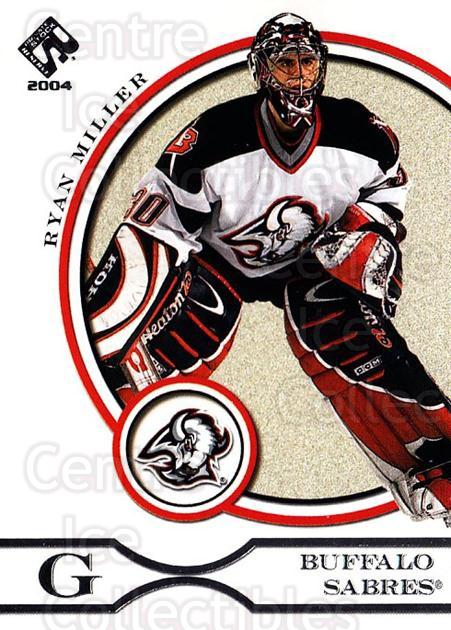 2003-04 Private Stock Retail #14 Ryan Miller<br/>6 In Stock - $1.00 each - <a href=https://centericecollectibles.foxycart.com/cart?name=2003-04%20Private%20Stock%20Retail%20%2314%20Ryan%20Miller...&quantity_max=6&price=$1.00&code=117445 class=foxycart> Buy it now! </a>