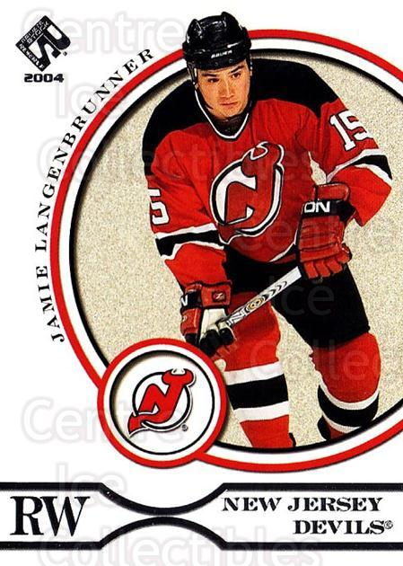 2003-04 Private Stock Retail #61 Jamie Langenbrunner<br/>7 In Stock - $1.00 each - <a href=https://centericecollectibles.foxycart.com/cart?name=2003-04%20Private%20Stock%20Retail%20%2361%20Jamie%20Langenbru...&quantity_max=7&price=$1.00&code=117493 class=foxycart> Buy it now! </a>