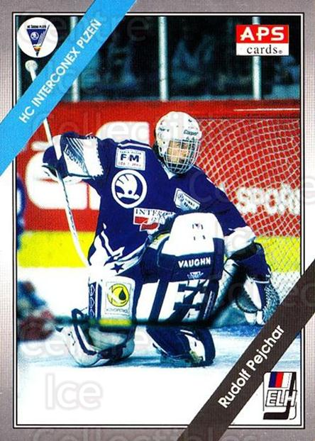 1994-95 Czech APS Extraliga #139 Rudolf Pejchar<br/>2 In Stock - $2.00 each - <a href=https://centericecollectibles.foxycart.com/cart?name=1994-95%20Czech%20APS%20Extraliga%20%23139%20Rudolf%20Pejchar...&quantity_max=2&price=$2.00&code=1188 class=foxycart> Buy it now! </a>