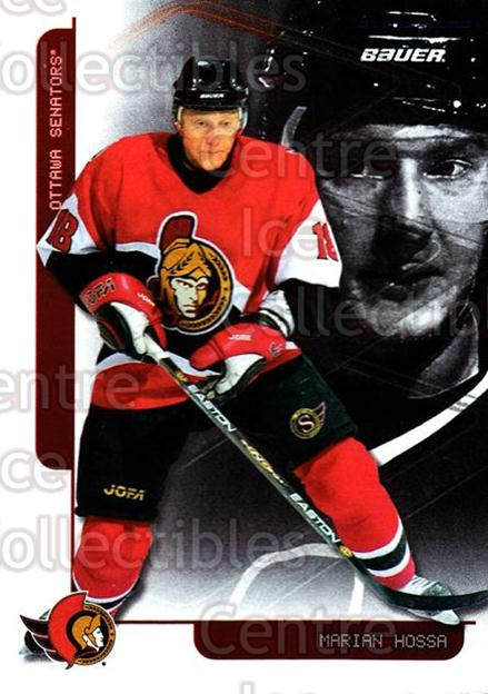 2003-04 Toronto Star Foil #10 Marian Hossa<br/>7 In Stock - $2.00 each - <a href=https://centericecollectibles.foxycart.com/cart?name=2003-04%20Toronto%20Star%20Foil%20%2310%20Marian%20Hossa...&quantity_max=7&price=$2.00&code=119618 class=foxycart> Buy it now! </a>