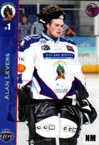 2003-04 UK British Elite Coventry Blaze #1 Alan Levers<br/>7 In Stock - $2.00 each - <a href=https://centericecollectibles.foxycart.com/cart?name=2003-04%20UK%20British%20Elite%20Coventry%20Blaze%20%231%20Alan%20Levers...&price=$2.00&code=119815 class=foxycart> Buy it now! </a>