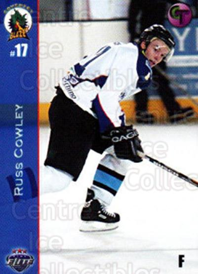 2003-04 UK British Elite Coventry Blaze #11 Russ Cowley<br/>7 In Stock - $2.00 each - <a href=https://centericecollectibles.foxycart.com/cart?name=2003-04%20UK%20British%20Elite%20Coventry%20Blaze%20%2311%20Russ%20Cowley...&price=$2.00&code=119817 class=foxycart> Buy it now! </a>
