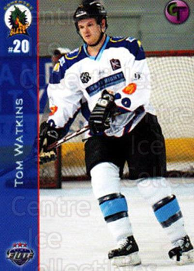 2003-04 UK British Elite Coventry Blaze #12 Tom Watkins<br/>8 In Stock - $2.00 each - <a href=https://centericecollectibles.foxycart.com/cart?name=2003-04%20UK%20British%20Elite%20Coventry%20Blaze%20%2312%20Tom%20Watkins...&price=$2.00&code=119818 class=foxycart> Buy it now! </a>