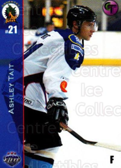 2003-04 UK British Elite Coventry Blaze #13 Ashley Tait<br/>6 In Stock - $2.00 each - <a href=https://centericecollectibles.foxycart.com/cart?name=2003-04%20UK%20British%20Elite%20Coventry%20Blaze%20%2313%20Ashley%20Tait...&price=$2.00&code=119819 class=foxycart> Buy it now! </a>