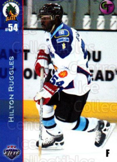2003-04 UK British Elite Coventry Blaze #16 Hilton Ruggles<br/>6 In Stock - $2.00 each - <a href=https://centericecollectibles.foxycart.com/cart?name=2003-04%20UK%20British%20Elite%20Coventry%20Blaze%20%2316%20Hilton%20Ruggles...&price=$2.00&code=119822 class=foxycart> Buy it now! </a>