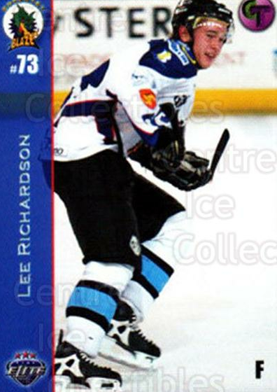 2003-04 UK British Elite Coventry Blaze #17 Lee Richardson<br/>8 In Stock - $2.00 each - <a href=https://centericecollectibles.foxycart.com/cart?name=2003-04%20UK%20British%20Elite%20Coventry%20Blaze%20%2317%20Lee%20Richardson...&price=$2.00&code=119823 class=foxycart> Buy it now! </a>