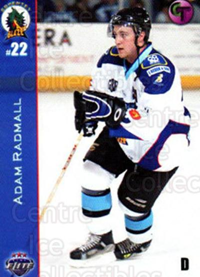 2003-04 UK British Elite Coventry Blaze #7 Adam Radmall<br/>8 In Stock - $2.00 each - <a href=https://centericecollectibles.foxycart.com/cart?name=2003-04%20UK%20British%20Elite%20Coventry%20Blaze%20%237%20Adam%20Radmall...&quantity_max=8&price=$2.00&code=119830 class=foxycart> Buy it now! </a>