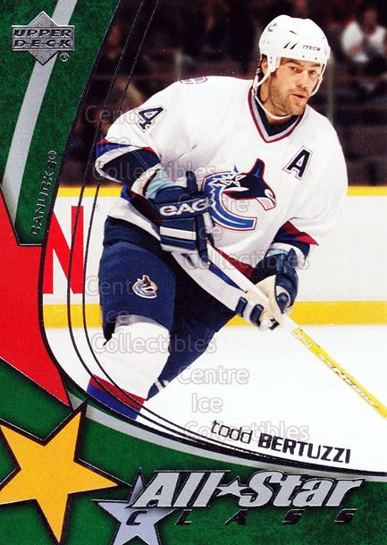2003-04 Upper Deck AS Class #29 Todd Bertuzzi<br/>9 In Stock - $3.00 each - <a href=https://centericecollectibles.foxycart.com/cart?name=2003-04%20Upper%20Deck%20AS%20Class%20%2329%20Todd%20Bertuzzi...&quantity_max=9&price=$3.00&code=119945 class=foxycart> Buy it now! </a>