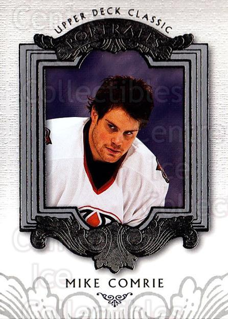 2003-04 UD Classic Portraits #36 Mike Comrie<br/>5 In Stock - $1.00 each - <a href=https://centericecollectibles.foxycart.com/cart?name=2003-04%20UD%20Classic%20Portraits%20%2336%20Mike%20Comrie...&quantity_max=5&price=$1.00&code=120079 class=foxycart> Buy it now! </a>