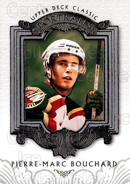 2003-04 UD Classic Portraits #47 Pierre-Marc Bouchard<br/>5 In Stock - $1.00 each - <a href=https://centericecollectibles.foxycart.com/cart?name=2003-04%20UD%20Classic%20Portraits%20%2347%20Pierre-Marc%20Bou...&quantity_max=5&price=$1.00&code=120089 class=foxycart> Buy it now! </a>