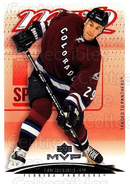 2003-04 Upper Deck MVP #109 Eric Messier<br/>3 In Stock - $1.00 each - <a href=https://centericecollectibles.foxycart.com/cart?name=2003-04%20Upper%20Deck%20MVP%20%23109%20Eric%20Messier...&quantity_max=3&price=$1.00&code=120552 class=foxycart> Buy it now! </a>