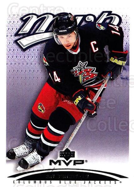 2003-04 Upper Deck MVP #114 Ray Whitney<br/>4 In Stock - $1.00 each - <a href=https://centericecollectibles.foxycart.com/cart?name=2003-04%20Upper%20Deck%20MVP%20%23114%20Ray%20Whitney...&quantity_max=4&price=$1.00&code=120558 class=foxycart> Buy it now! </a>