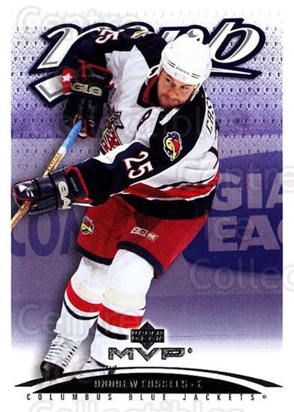 2003-04 Upper Deck MVP #115 Andrew Cassels<br/>5 In Stock - $1.00 each - <a href=https://centericecollectibles.foxycart.com/cart?name=2003-04%20Upper%20Deck%20MVP%20%23115%20Andrew%20Cassels...&quantity_max=5&price=$1.00&code=120559 class=foxycart> Buy it now! </a>