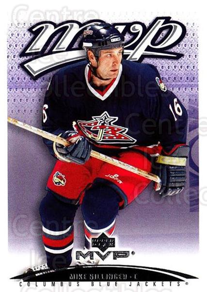 2003-04 Upper Deck MVP #119 Mike Sillinger<br/>5 In Stock - $1.00 each - <a href=https://centericecollectibles.foxycart.com/cart?name=2003-04%20Upper%20Deck%20MVP%20%23119%20Mike%20Sillinger...&quantity_max=5&price=$1.00&code=120563 class=foxycart> Buy it now! </a>