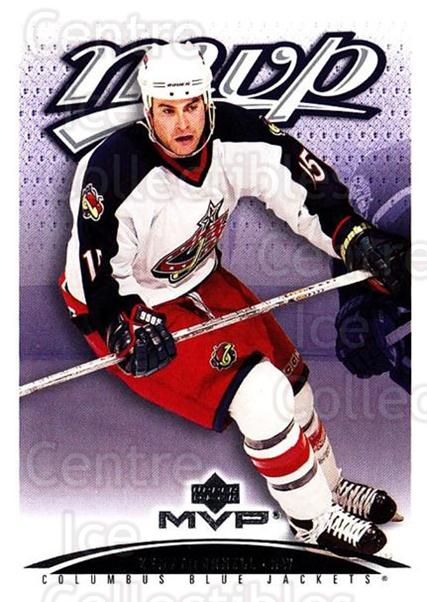 2003-04 Upper Deck MVP #126 Kent McDonell<br/>2 In Stock - $1.00 each - <a href=https://centericecollectibles.foxycart.com/cart?name=2003-04%20Upper%20Deck%20MVP%20%23126%20Kent%20McDonell...&quantity_max=2&price=$1.00&code=120571 class=foxycart> Buy it now! </a>
