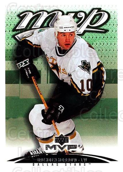 2003-04 Upper Deck MVP #132 Brenden Morrow<br/>4 In Stock - $1.00 each - <a href=https://centericecollectibles.foxycart.com/cart?name=2003-04%20Upper%20Deck%20MVP%20%23132%20Brenden%20Morrow...&quantity_max=4&price=$1.00&code=120578 class=foxycart> Buy it now! </a>