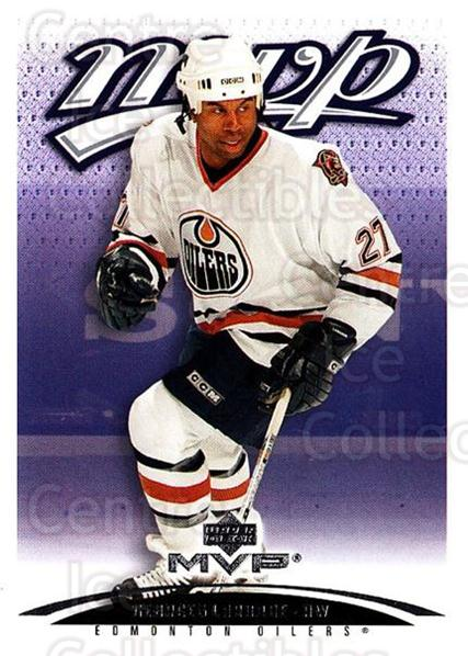 2003-04 Upper Deck MVP #169 Georges Laraque<br/>3 In Stock - $1.00 each - <a href=https://centericecollectibles.foxycart.com/cart?name=2003-04%20Upper%20Deck%20MVP%20%23169%20Georges%20Laraque...&quantity_max=3&price=$1.00&code=120611 class=foxycart> Buy it now! </a>