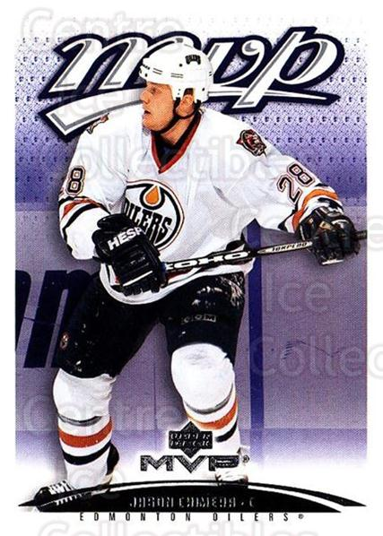 2003-04 Upper Deck MVP #175 Jason Chimera<br/>4 In Stock - $1.00 each - <a href=https://centericecollectibles.foxycart.com/cart?name=2003-04%20Upper%20Deck%20MVP%20%23175%20Jason%20Chimera...&quantity_max=4&price=$1.00&code=120617 class=foxycart> Buy it now! </a>