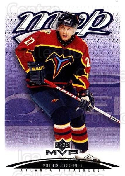 2003-04 Upper Deck MVP #19 Patrik Stefan<br/>4 In Stock - $1.00 each - <a href=https://centericecollectibles.foxycart.com/cart?name=2003-04%20Upper%20Deck%20MVP%20%2319%20Patrik%20Stefan...&quantity_max=4&price=$1.00&code=120633 class=foxycart> Buy it now! </a>