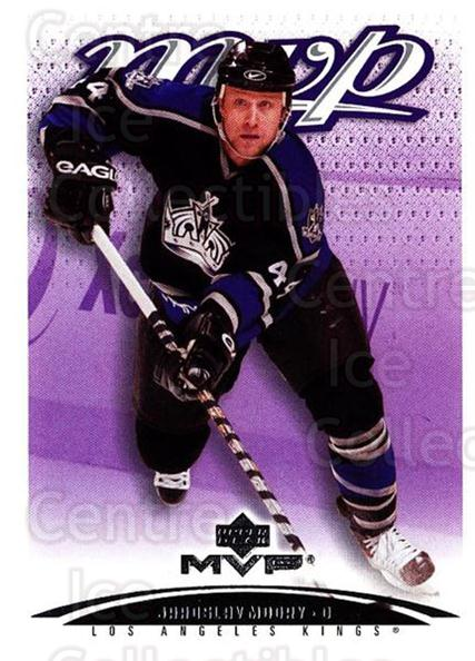 2003-04 Upper Deck MVP #191 Jaroslav Modry<br/>4 In Stock - $1.00 each - <a href=https://centericecollectibles.foxycart.com/cart?name=2003-04%20Upper%20Deck%20MVP%20%23191%20Jaroslav%20Modry...&quantity_max=4&price=$1.00&code=120635 class=foxycart> Buy it now! </a>