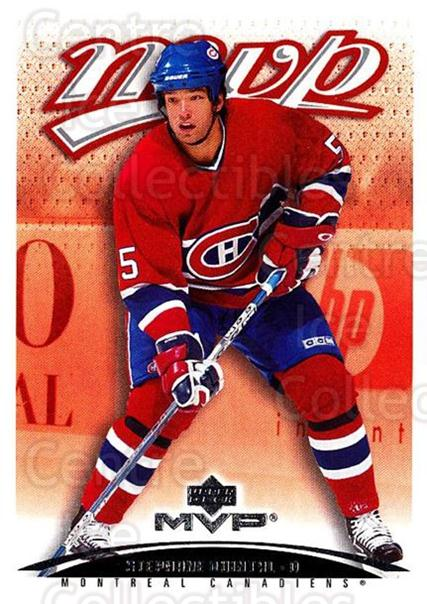 2003-04 Upper Deck MVP #230 Stephane Quintal<br/>4 In Stock - $1.00 each - <a href=https://centericecollectibles.foxycart.com/cart?name=2003-04%20Upper%20Deck%20MVP%20%23230%20Stephane%20Quinta...&quantity_max=4&price=$1.00&code=120677 class=foxycart> Buy it now! </a>